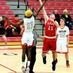 Taylor HS Boys JV Basketball vs Clinton Prairie 2/8/19