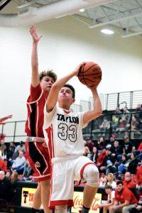 Taylor HS Boys JV Basketball vs Clinton Prairie 2/8/19