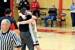 Taylor HS Boys Varsity Basketball vs Delphi 2/9/19