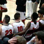Taylor HS Boys Varsity Basketball vs Elwood 2-12-19