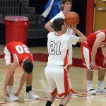 Taylor HS Boys JV Basketball vs Maconaquah 2/19/19