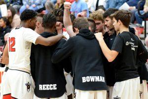 Taylor HS Boys Varsity Basketball vs Maconaquah 2/19/19