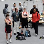 Taylor HS Varsity Track at West Lafayette Individuals 3/1/19