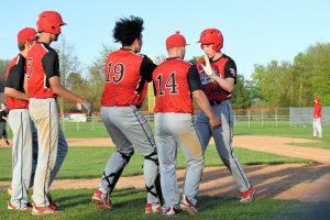 Taylor Varsity Baseball vs Clinton Prairie 5/6/19