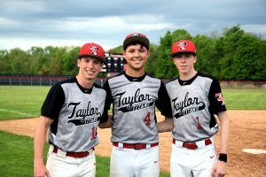 Taylor HS Varsity Baseball vs Carroll 5/17/19 SENIOR NIGHT