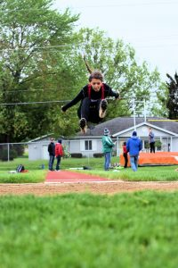 Taylor HS Girls Track Regionals at Warsaw 5/21/19
