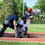 Taylor HS Varsity Baseball vs Elwood at SECTIONAL 5/23/19