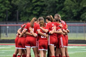 Taylor Girls Varsity Soccer vs Western 8/17/19