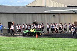 Taylor HS Varsity Football vs North White 8/23/19