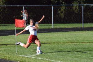 Girls Varsity Soccer vs Rossville 8-27-19