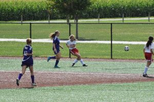 Taylor HS Girls Varsity Soccer at NW 9-7-19
