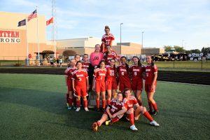 Taylor HS Girls Varsity Soccer vs Rochester 9-10-19