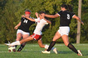 Taylor HS Girls Varsity Soccer vs North Miami 9-19-19