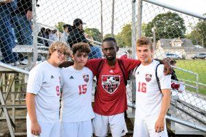 Taylor HS Boys Varsity Soccer SECTIONAL vs Sheridan 10-9-19