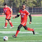 Taylor HS Boys Varsity Soccer SENIOR DAY vs North Miami 10-5-19