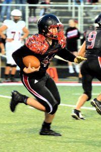 Taylor HS Varsity Football vs Sheridan 9-27-19