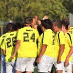 Taylor HS Boys Varsity Soccer MENTAL HEALTH AWARENESS vs Peru 9-30-19
