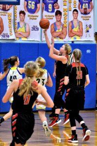 Taylor HS Girls Varsity Basketball vs Tri-Central 11-22-19