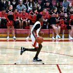Taylor HS JV Boys Basketball vs Frankton 11-27-19