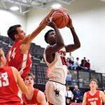 Taylor HS Boys Varsity Basketball vs Frankton 11-27-19