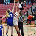 Taylor HS Girls JV Basketball vs Tipton 12-4-19