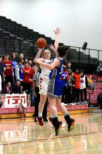 Taylor HS Girls Varsity Basketball vs Tipton 12-4-19