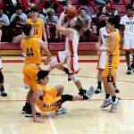 Taylor HS Boys JV Basketball vs Alexandria 12-16-19