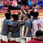 Taylor HS Boys Varsity Bball vs Alexandria (Lost 61-78)  12-16-19