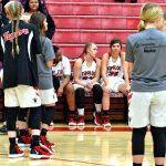 Taylor HS Girls JV Bball vs Eastbrook (Lost 26-34) 12-21-19