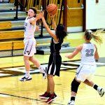 Taylor HS Girls JV Basketball vs Western (Lost 39-42) 12-27-19