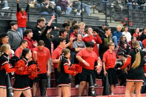 Taylor HS Varsity Boys Bball vs Clinton Central (won 80-73) 1-17-20