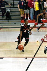 Taylor HS Boys Varsity Bball vs Sheridan (Lost 34-53) 1-31-20