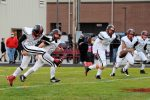 Taylor Varsity Football vs Clinton Prairie 10-2-2020 (Lost 60-6)