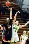 Taylor HS Girls Varsity Basketball vs Eastern 11-13-20 (Won 52-21)