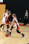 Taylor Girls Varsity Sectional vs Blackford 2-2-21 (Lost 64-47)
