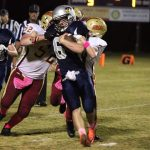 Greenwood Christian School Varsity Football beat Carolina Academy 55-36