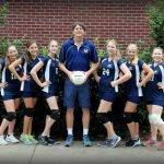 2015 Middle School Volleyball Recap