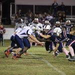 Greenwood Christian School Varsity Football beat Laurens Academy 60-28