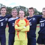 Varsity Soccer Blessed with Outstanding Seniors