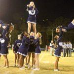 Thank you Hawks Cheerleaders!