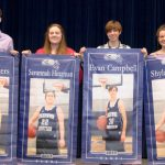 Congratulations to our Senior Athletes for a fantastic basketball career