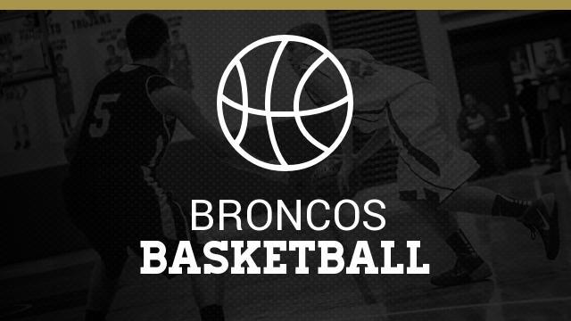 Bronco Youth Basketball Camp