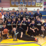 JH Boys Sweep Union Invitational