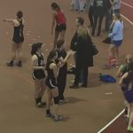 Girls and Boys Track Sectional