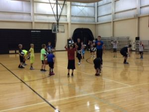 Boys Basketball Youth Camp Grades 2-6