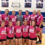 Varsity Volleyball Attends UK Camp