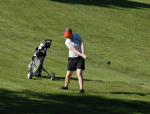 Girls Varsity Golf Aug. 13th