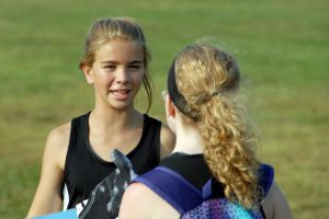Girls' JH Home Cross Country Meet 9/1/15