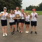 2015 Girls Golf MEC Champions