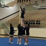 Cheer Wins the first MEC Competition